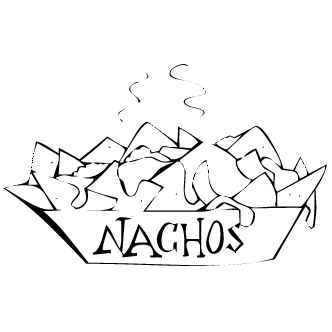 Vector de Nachos