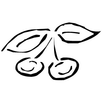 Vector de Cereza