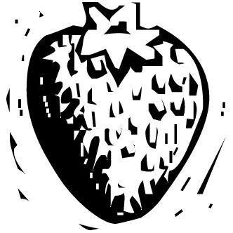Vector de Frutilla