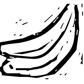 Vector de Platano