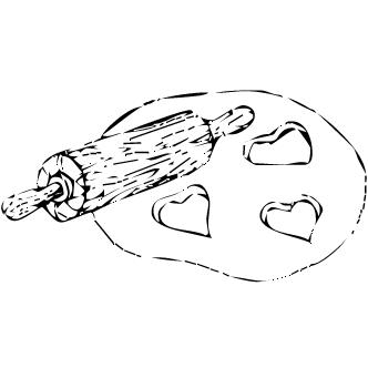Vector de Galletas