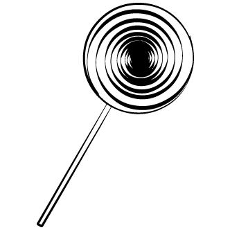 Vector de Paleta