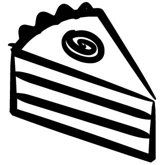 Vectores de Pastel