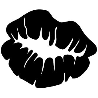 Vector de Besos