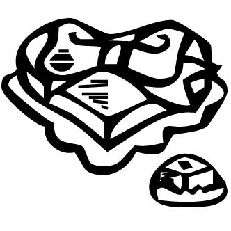 Vector de Bombones