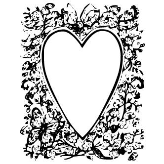 Vector de Con Flores