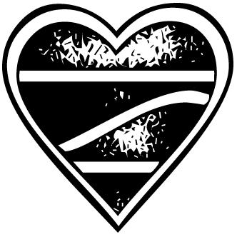 Vector de Corazon Solo
