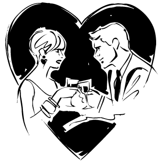 Vector de Matrimonio