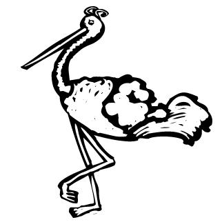 Vector de Ciguena