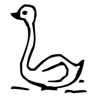 Vector de Cisne