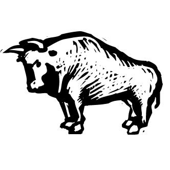 Vector de Bufalo