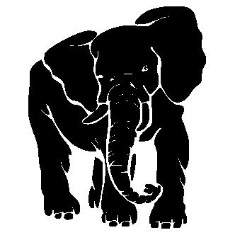 Vectores de Elefantes