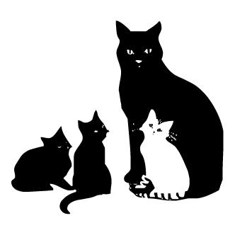 Vectores de Grupos De Gatos