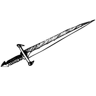 Vector de Espada