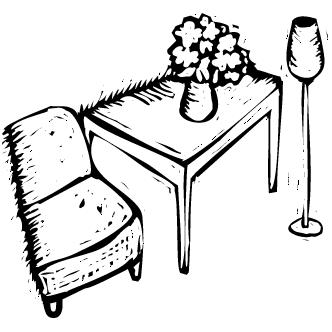 Vector de Mesas