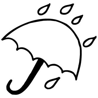 Vector de Paraguas