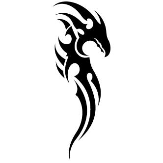 Vector de Dragones