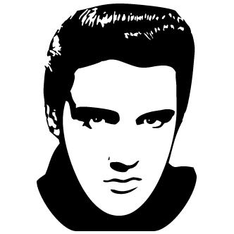 Vectores de Elvis Presley