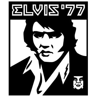 Vector de Elvis Presley