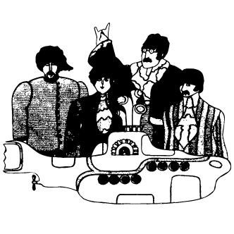 Vector de The Beatles