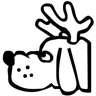 Vector de Caricaturas Animadas Varias