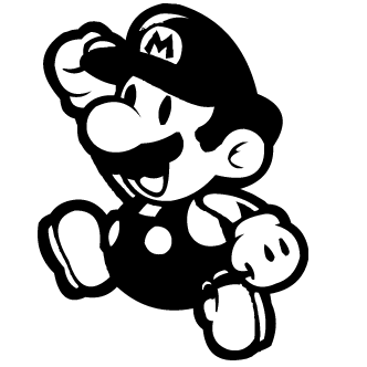 Vector de Mario Bross