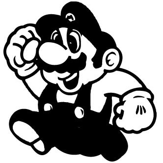 Vector de Mario Bross