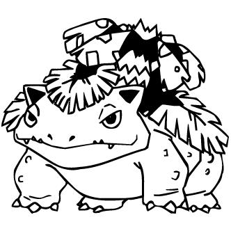 Vector de Pikachu