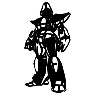 Vector de Robotech