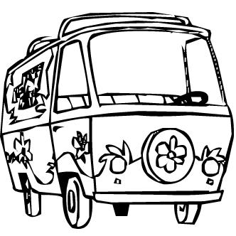 Vector de Scooby Doo