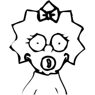 Vector de Maggie