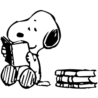 Vector de Snoopy