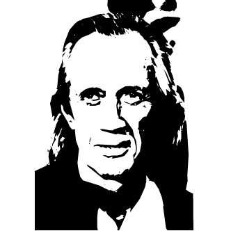 Vectores de David Carradine