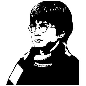 Vector de Harry Potter