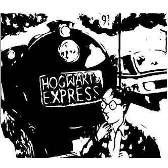 Vector de Harry Potter