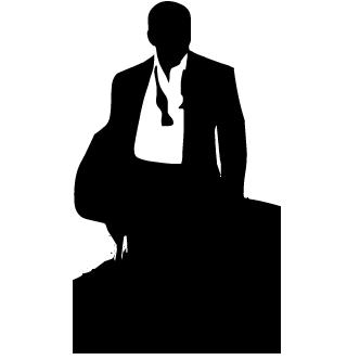 Vector de James Bond 007