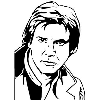 Vectores de Han Solo