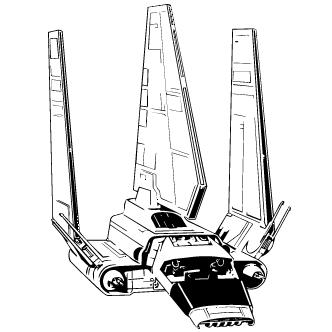 Vectores de Lanzadera Imperial