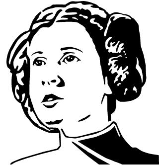 Vectores de Leia