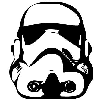 Vectores de Strom Troopers
