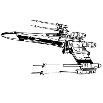 Vector de X Wing T 65