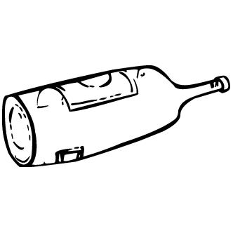 Vector de Botellas
