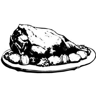 Vector de Carne