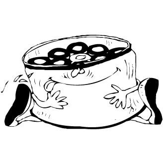 Vector de Olla