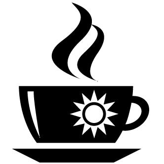 Vector de Taza Cafe
