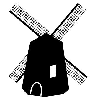 Vector de Molinos