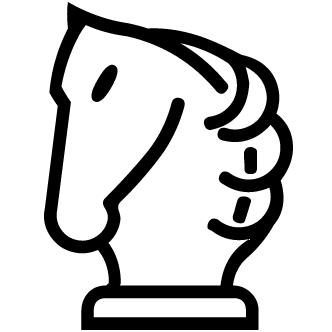 Vector de Caballo