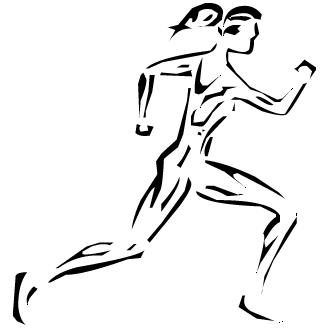Vector de Atletismo