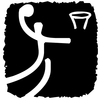 Vector de Bascketboll