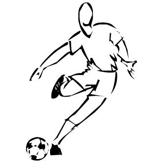 Vector de Futbol